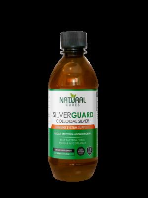 SilverGuard Colloidal Silver, 15ppm, 350 ml